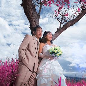 by Edo Amaramukti - Wedding Reception
