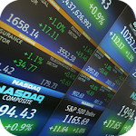 Stocks Tape Widget for Android