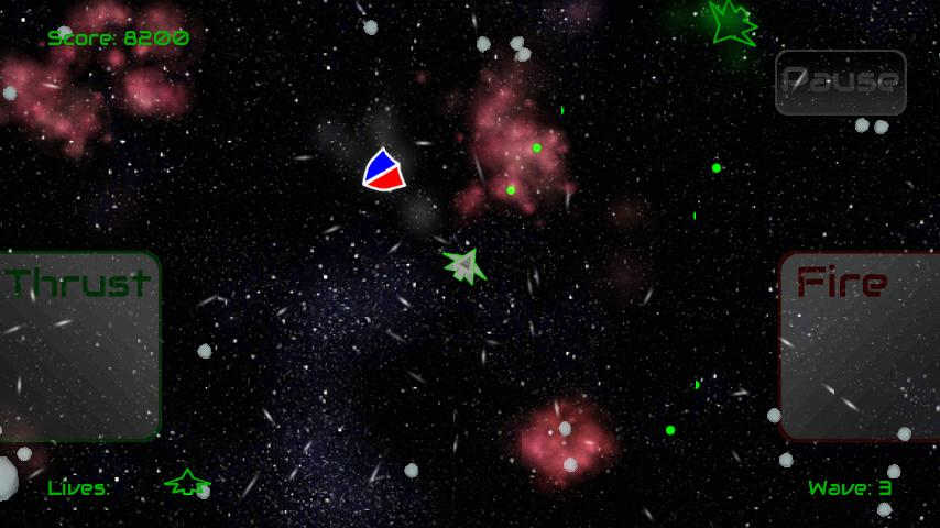 Asteroid Buster Trial - screenshot