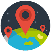 Checkin Friends Map Android APK Download Free By LocationHistory