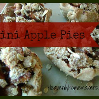 Mini Apple Pies (A Part of This Complete Breakfast)