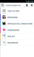 Screenshot of ASI - Arrêt sur images