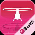BeeWi HeliPad logo