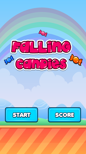Falling Candies