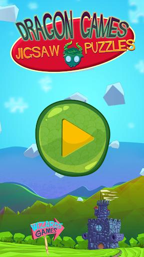 玩解謎App|드래곤 게임 - 조각 그림 맞추기免費|APP試玩