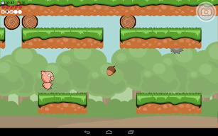 Crisp Bacon: Run Pig Run screenshot for Android