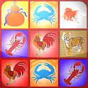 Calabash Crab Fish icon