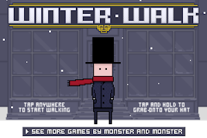 Screenshot of Winter Walk