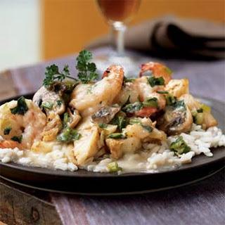 Cajun Catfish With Shrimp Recipes.