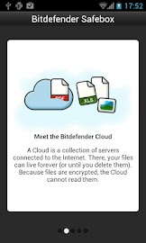 Bitdefender Safebox Screenshot 1