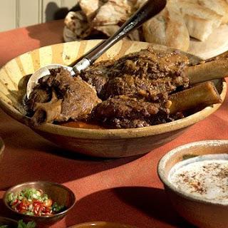 Lamb Shanks with Garam Masala