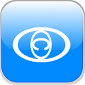 eye sight recovery icon