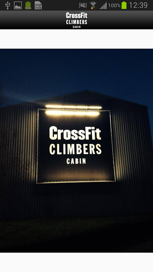 CrossFit Climbers Cabin - screenshot