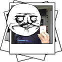 Rage Face Photo logo