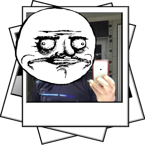 Rage Face Photo APK