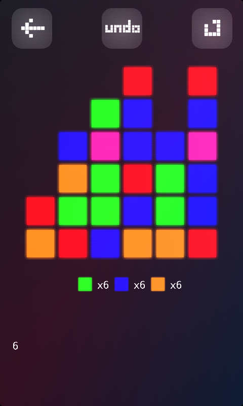 Bricks with Color- screenshot