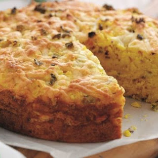 Cheddar and JalapeñO Quark Cornbread Recipe
