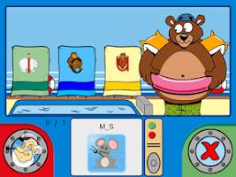 Screenshot of Hop om bord spillet