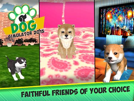 Dog Simulator 2015 1.1 screenshot 70028