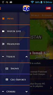 Geo News- screenshot thumbnail
