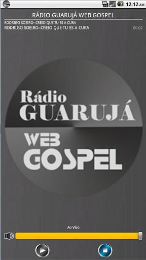 RÁDIO GUARUJÁ WEB GOSPEL