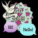 SkullValentine/GO SMS THEME