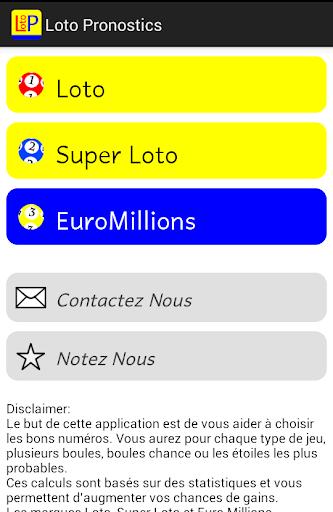 EuroMillions - Lotto Pro