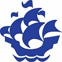 blue peter badge logo