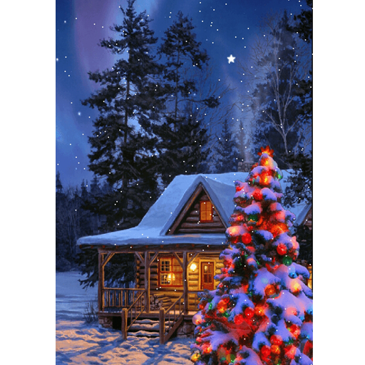 Snowy Xmas LOGO-APP點子