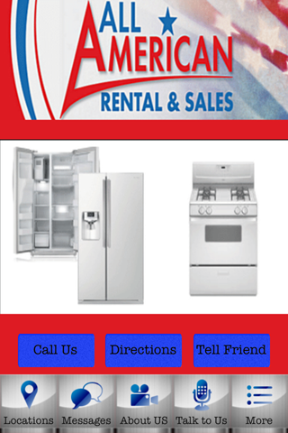 All American Rental and Sales