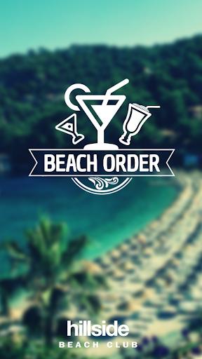 Hillside Beach Order