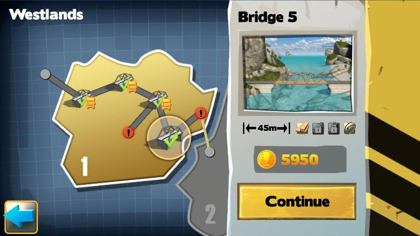 Bridge Constructor FREE screenshot #3