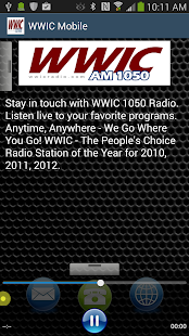 WWIC Mobile - screenshot thumbnail