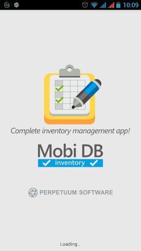 MobiDB Inventory