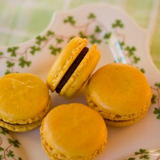 Yuzu Macarons