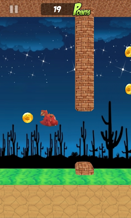 3D Flappy Dragons Free 6 screenshot 105621
