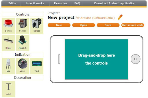 Remotexy arduino control pro for android