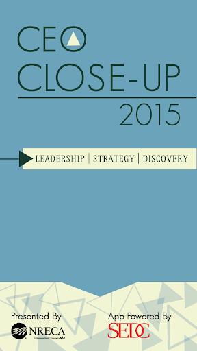 NRECA CEO Close-Up 2015