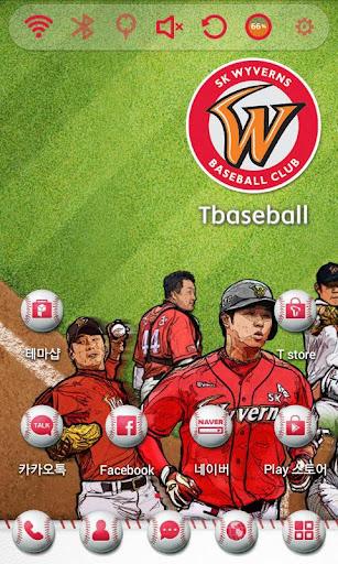 [프로야구] SK 와이번스 T baseball 테마