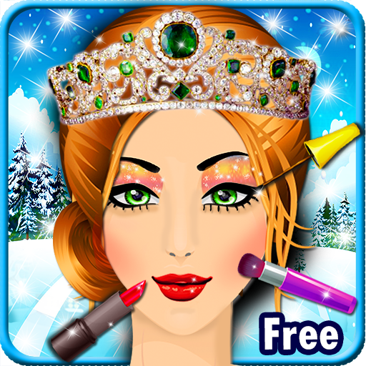 Snow Queen Beauty Salon 家庭片 LOGO-阿達玩APP