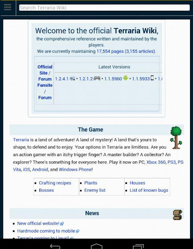 Terraria Wiki HD
