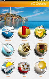mX Croatia - Top Travel Guide- screenshot thumbnail