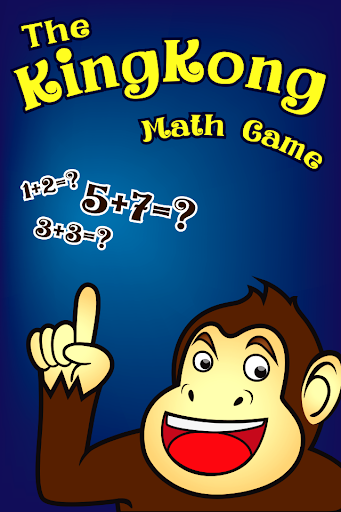The KingKong Math Game