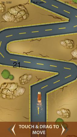 Drive in the Line : Truck 3D 1.6 screenshot 125237
