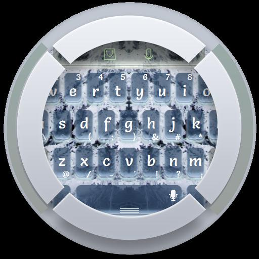冬天的雪 TouchPal Theme LOGO-APP點子