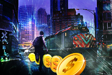 Subway Rush : Unlimited Coins