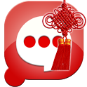 Easy SMS  Chinese Knot theme icon
