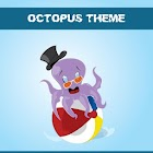 Go Launcher Ex Tema Octopus icon