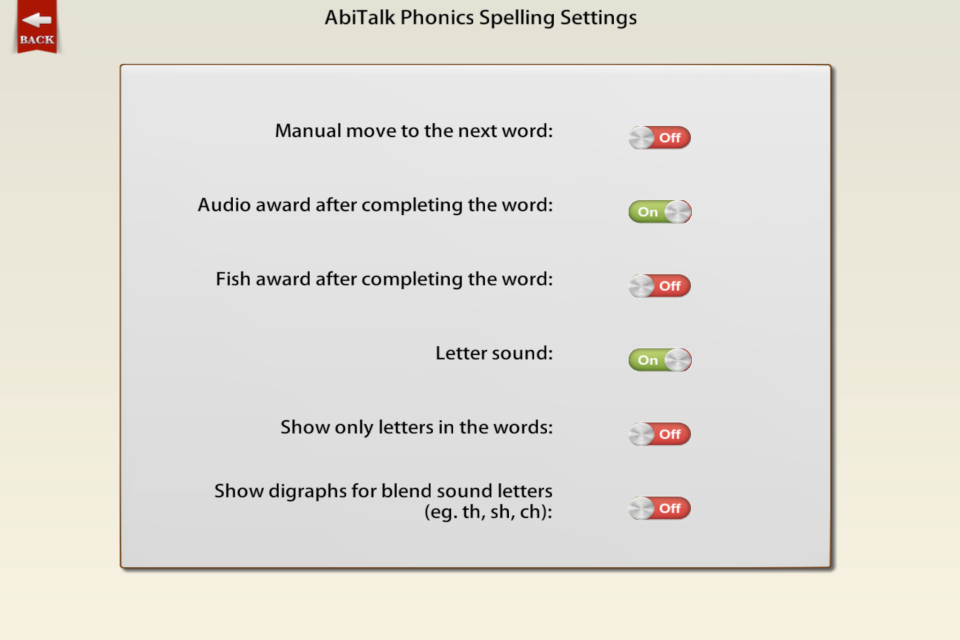 ABC Phonics Spelling Free- screenshot