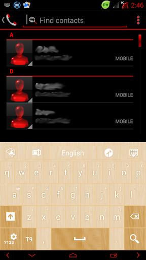 竹GO键盘主题